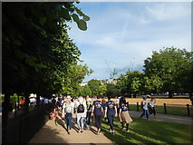 TQ2879 : Hyde Park by Hamish Griffin
