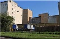 SP8991 : ADM Flour Mill, Corby by David Howard