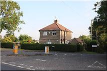 SP9682 : Newton Lane, Sudborough by David Howard