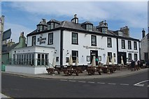NW9954 : The Harbour House Hotel, Portpatrick by Graham Robson