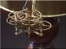 NS5666 : The wheels of Jupiter, Kelvingrove Museum, Glasgow by Rudi Winter