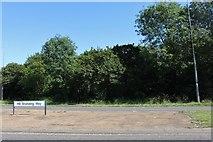 SP8737 : Standing Way, Milton Keynes by David Howard