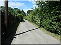 SK4843 : Public footpath to Cossall Common by Christine Johnstone