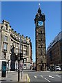 NS5964 : Tolbooth Steeple by Philip Halling