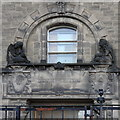 NS5666 : Portico, former Tennent Memorial Institute of Ophthalmology, Glasgow by Rudi Winter