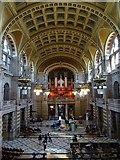 NS5666 : Interior of Kelvingrove Art Gallery and Museum by Philip Halling