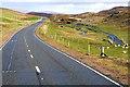 HU3371 : A970 Northbound by David Dixon