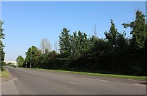 SP8891 : Gretton Brook Road, Corby by David Howard