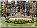 NS5666 : Hunter Memorial, University of Glasgow by Alan Murray-Rust