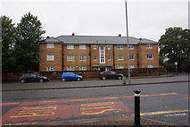 SJ3787 : Horey House off Aigburth Road, Liverpool by Ian S