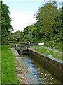 SP1869 : Lock No 26 west of Turner's Green in Warwickshire by Roger  Kidd