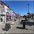 SK5837 : West Bridgford: Gordon Road shops by John Sutton