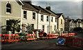 SX9064 : Pavement works, Upton Road, Torquay by Derek Harper