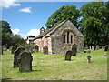NY3254 : St Giles church, Great Orton by David Purchase