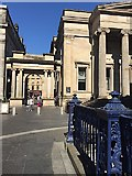 NS5965 : Southwest corner of Royal Exchange Square, Glasgow by Robin Stott