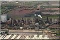 SE9110 : Scunthorpe Steel Works: aerial 2019 (3) by Chris
