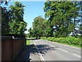 SK3515 : Measham Road, Ashby-de-la-Zouch by JThomas