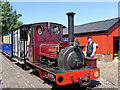 SD4422 : The Irish Mail, West Lancashire Light Railway by David Dixon