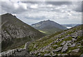 J3028 : The Mourne Wall, Slieve Meelmore by Rossographer