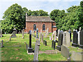 SD4523 : The Old Church of All Saints, Becconsall by David Dixon