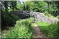 SO3008 : Bridge 81, Mon & Brec Canal, Llanover by M J Roscoe