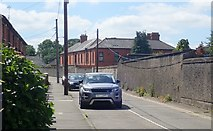 J0407 : Redemptoris Mater Archdiocesan Missionary Seminary, Patrick Street, Dundalk by Eric Jones
