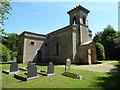 SU3696 : All Saints Church, Pusey by Vieve Forward