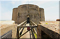 TM4654 : Aldeburgh Martello Tower by Richard Croft