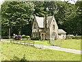 SE7624 : The gatehouse at Sand Hall by Graham Hogg