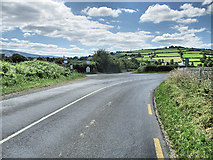S7344 : Road Junction by kevin higgins