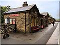 SE0539 : Ingrow West Railway Station by David Dixon