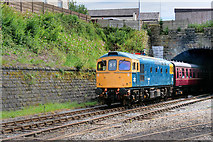 SD8010 : Class 33 Diesel at Castlecroft by David Dixon