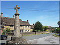 ST9873 : Old Cross, Bremhill by Des Blenkinsopp