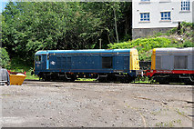 SD8010 : Class 20 Diesel at Castlefield by David Dixon