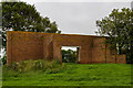 SJ5104 : WWII Shropshire, RAF Condover - small arms range (2) by Mike Searle