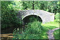 SO2911 : Castle Lower Bridge, Mon & Brec Canal by M J Roscoe