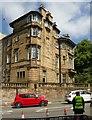 NS5666 : 11 University Gardens, Glasgow by Alan Murray-Rust