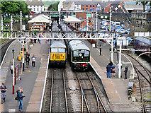 SD8010 : Diesels Weekend at Bury by David Dixon