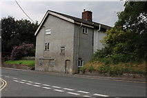 SU1660 : Tall thin house on Marlborough Road, Pewsey by David Howard