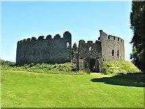 SX1061 : Restormel Castle by G Laird