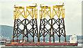"""J3778 : The """"Boabarage 36"""", Belfast harbour - July 2019(3) by Albert Bridge"""