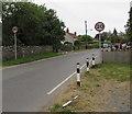ST6092 : Twenty is plenty in Oldbury-on-Severn by Jaggery