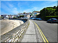 SH3793 : The Anglesey Coastal Path at Cemaes by Jeff Buck