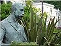 SO7745 : Elgar statue by Philip Halling