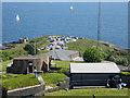 SW8231 : Pendennis Castle by Chris Allen
