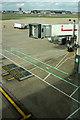 TQ0774 : Jet bridge at terminal 4, Heathrow by Derek Harper