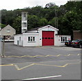 SN3040 : Newcastle Emlyn Fire & Rescue Station by Jaggery