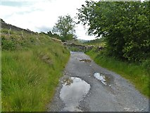 NY3103 : Track from Dale End to Elterwater [1] by Michael Dibb