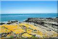 SH3394 : View towards Harry Furlough's Rocks from Trwyn Cemlyn by Jeff Buck