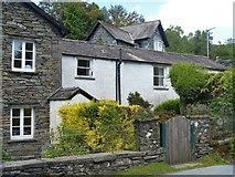 NY3204 : Elterwater houses [6] by Michael Dibb